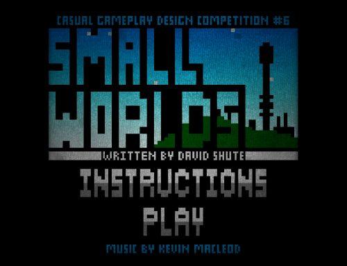 Волшебная независимая игра Small World про приключения пикселей